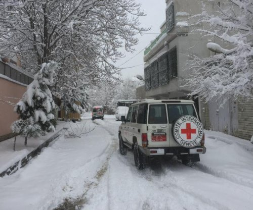 Six Red Cross workers killed, two feared captured in Afghanistan