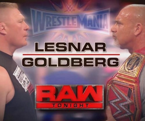 WWE Raw: Goldberg spears Brock Lesnar before WrestleMania