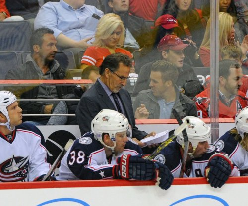 NHL: Columbus Blue Jackets head coach John Tortorella gets one-year extension