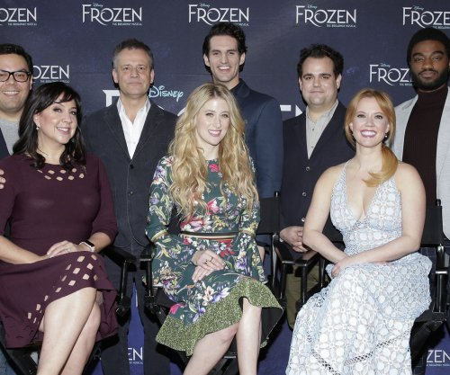 'Frozen the Musical' stars say show is ideal for Time's Up era