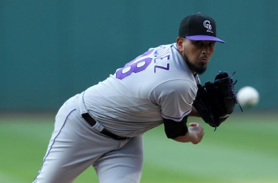 Rockies' Marquez hoping for better results vs. Braves