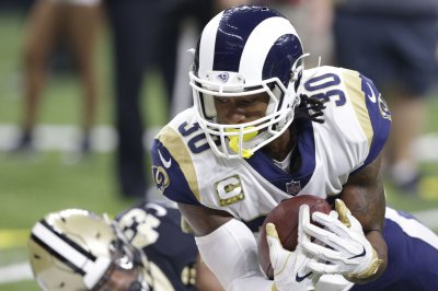 Bears run defense will be tested by Rams' Todd Gurley
