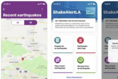 New app could warn residents before large earthquakes hit LA