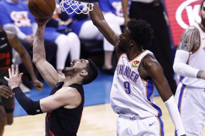 Oklahoma City Thunder trade F Jerami Grant to Denver Nuggets