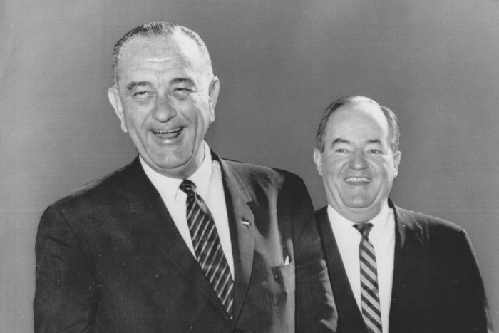 On This Day: Democrats nominate Johnson, Humphrey