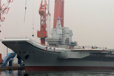 China flexes military muscle around Taiwan with flights, sea maneuvers