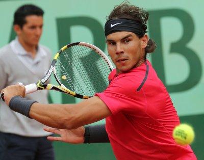 Nadal beats Wawrinka in Madrid Open final