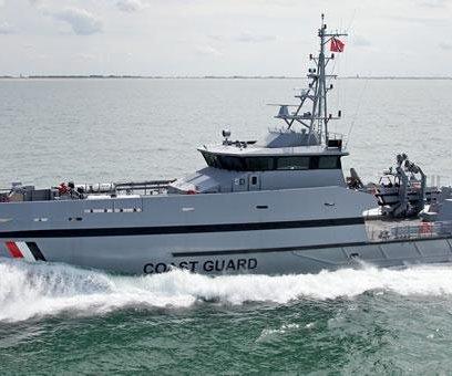 Kelvin Hughes installs SharpeEye radar on Trinidad & Tobago patrol boats