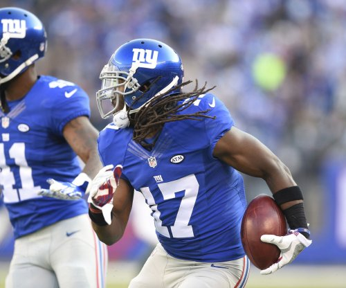 New York Giants release WR Dwayne Harris