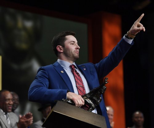 2018 NFL Draft: Cleveland Browns expected to take Baker Mayfield with first pick