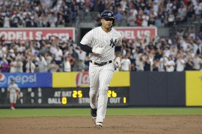 New York Yankees press on without Gleyber Torres vs. Toronto Blue Jays