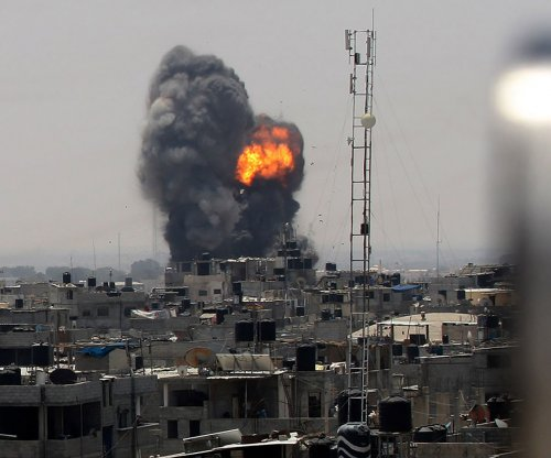Israel launches 'harshest blow' against Hamas since 2014