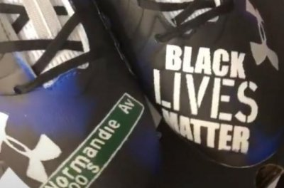 Bucs' DeSean Jackson to wear Black Lives Matter, Rodney King cleats