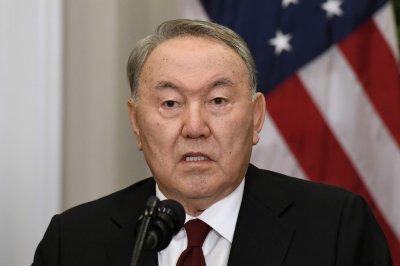 Kazakhstani President Nursultan Nazarbayev resigns