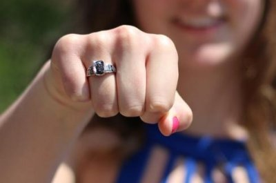 New Mexico woman's lost ring turns up in Oklahoma 35 years later
