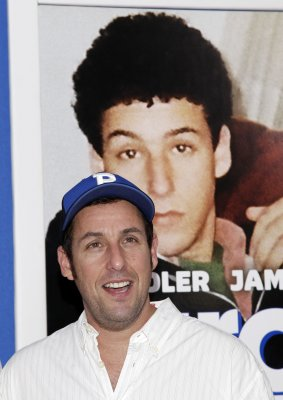Adam Sandler tops Forbes' list of overpaid actors