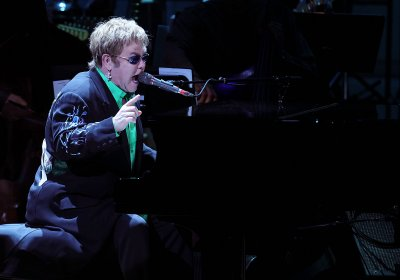 Elton John, Leon Russell reunite for CD
