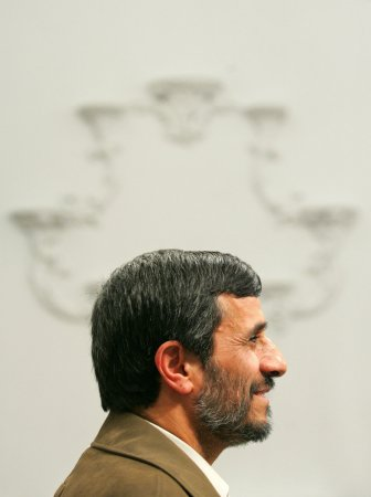 Iran's Ahmadinejad congratulates Obama