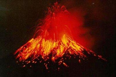 Increased activity in Ecuador volcano