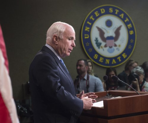 John McCain angered over soap opera producer's ambassadorship