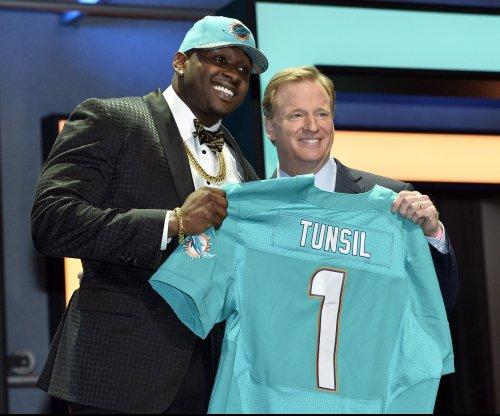 Laremy Tunsil's surreal night includes admitting NCAA violation