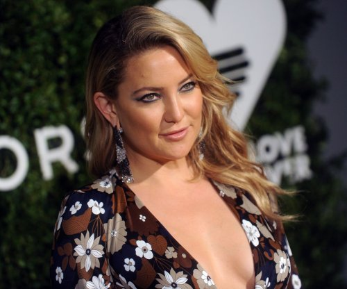 Kate Hudson, Chrissy Teigen dazzle at Golden Heart Awards