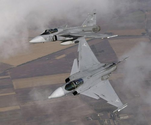 Hungary gets more flight time on leased Gripen fighters
