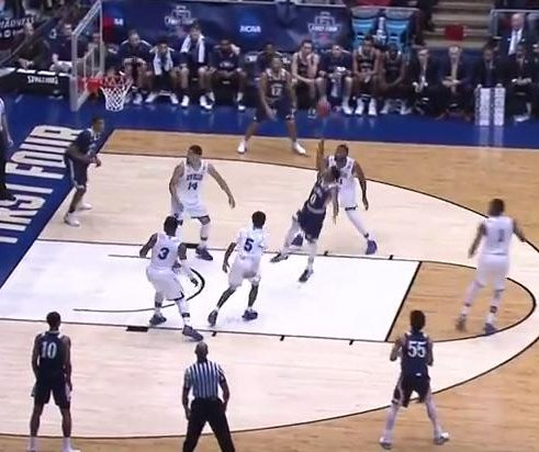 Mount St. Mary's edges New Orleans in NCAA Tournament First Four