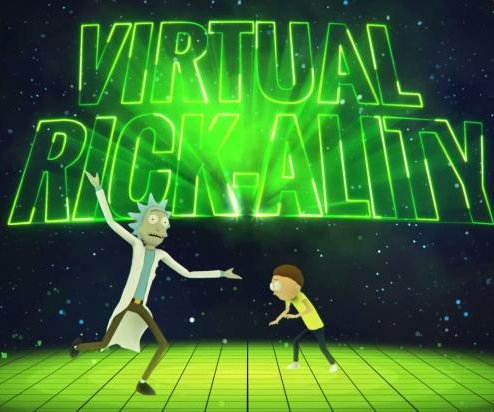 Adult Swim launches 'Rick and Morty' virtual reality game 'Virtual Rick-ality'