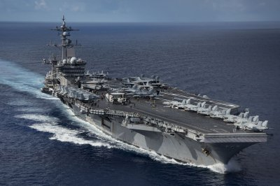 Japan cancels joint exercise with USS Carl Vinson fighter jets
