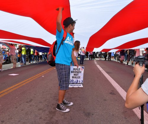 May Day events oppose Trump, other political concerns worldwide