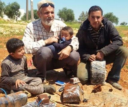 Syrian minesweeper lived -- and died -- saving town from IS explosives