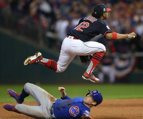 Chicago Cubs head to Cleveland for 2-game set
