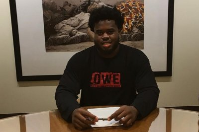 Washington Redskins third-round OT Geron Christian agrees to contract