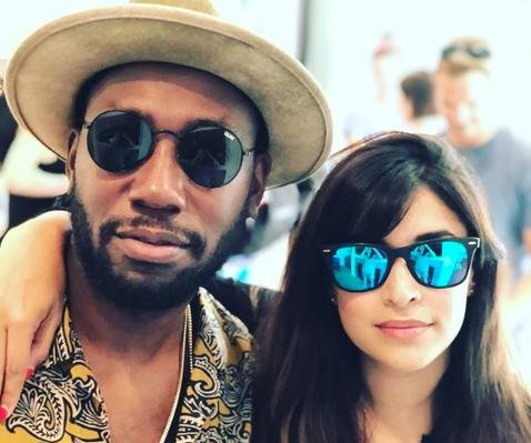 'New Girl' alums Hannah Simone, Lamorne Morris reunite