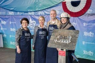 Keel authenticated for new Virginia-class attack sub New Jersey