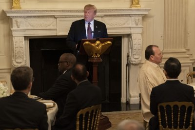 Trump hosts iftar at White House, describes Ramadan as 'very special time for Muslims'