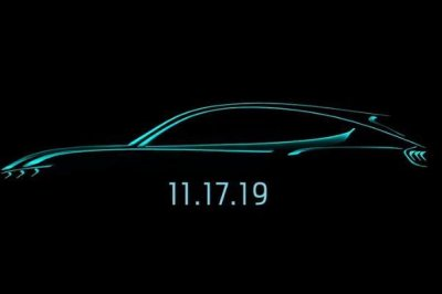 Ford to unveil 'Mustang-inspired' SUV on Nov. 17