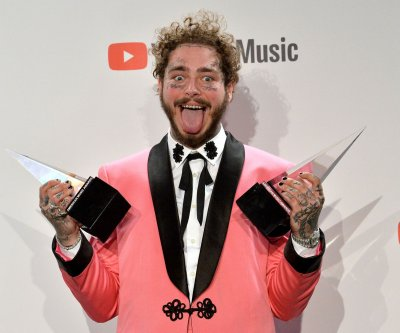Post Malone's 'Hollywood's Bleeding' tops U.S. album chart