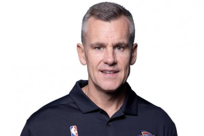 Thunder part ways with coach Billy Donovan after five seasons