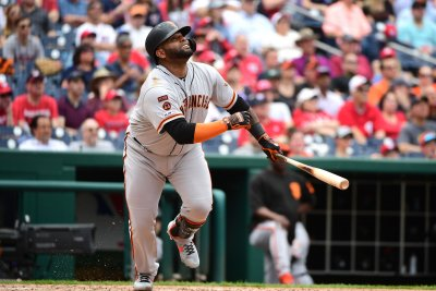 San Francisco Giants release former World Series MVP Pablo Sandoval
