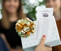 Woman wins big after using late husband's lottery numbers for 20 years
