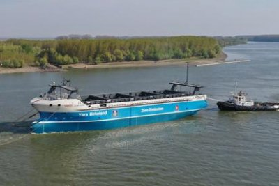 , Zero-emission, autonomous cargo ship to launch by year-end, Forex-News, Forex-News