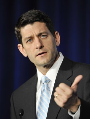 Ryan: GOP budget would reduce gas prices