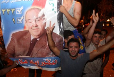 Allawi win in Iraqi election faces tests
