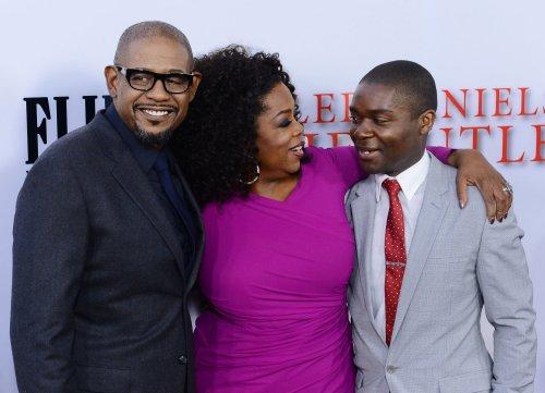 Oprah Winfrey insists she is not a 'control freak'
