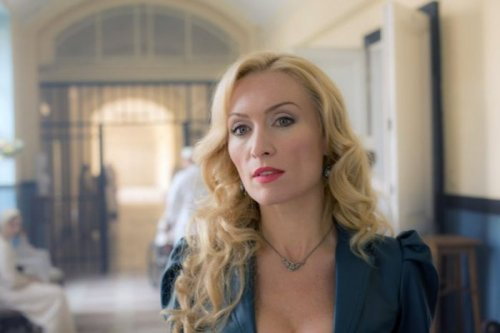 Victoria Smurfit says clothes help make the woman in 'Dracula'