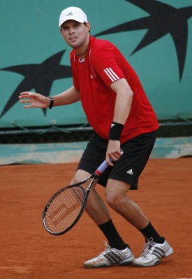 Injury hits U.S. Davis Cup doubles team