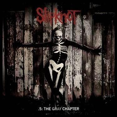 Slipknot announce new album '.5: The Gray Chapter'