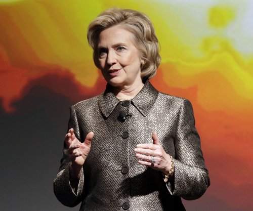 GOP candidates fire back at Clinton; N.Y. Times says U.S. voting 'error-filled'